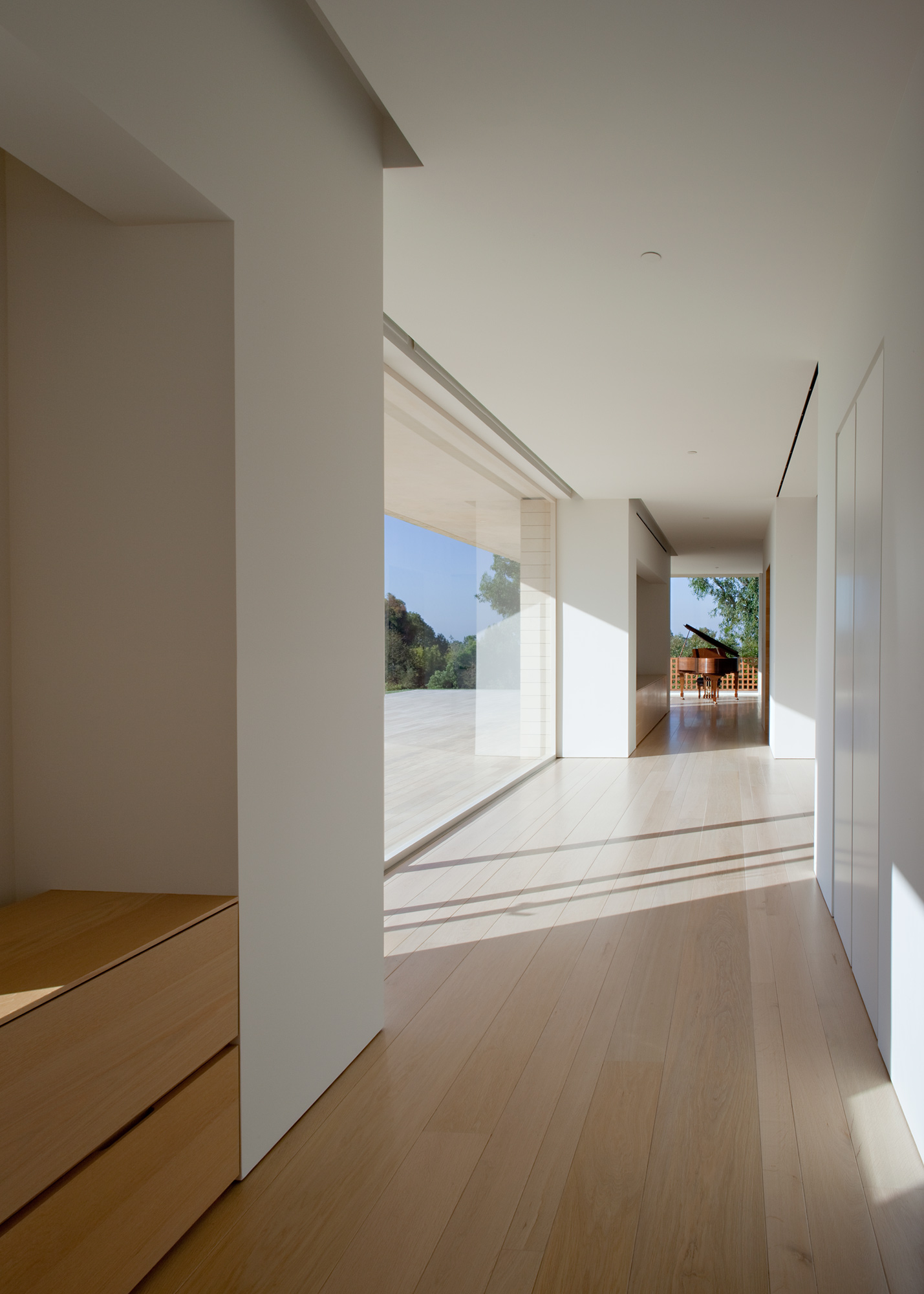 John pawson house for Minimalist house los angeles